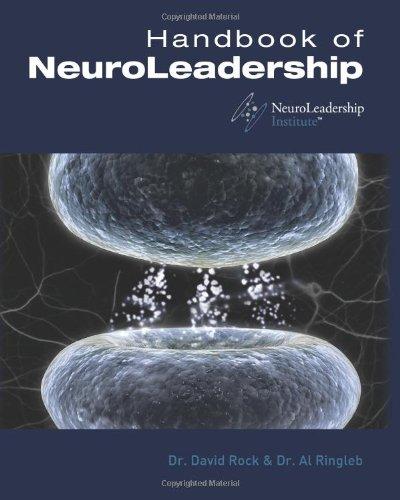 Handbook of NeuroLeadership » Transform Thinking and Performance