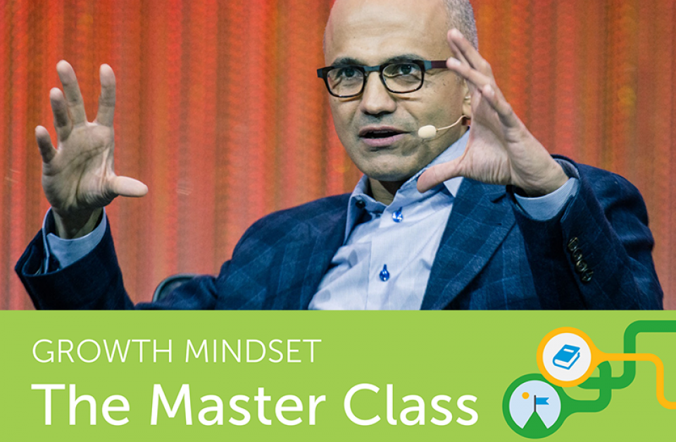 How Microsoft Overhauled Its Approach to Growth Mindset